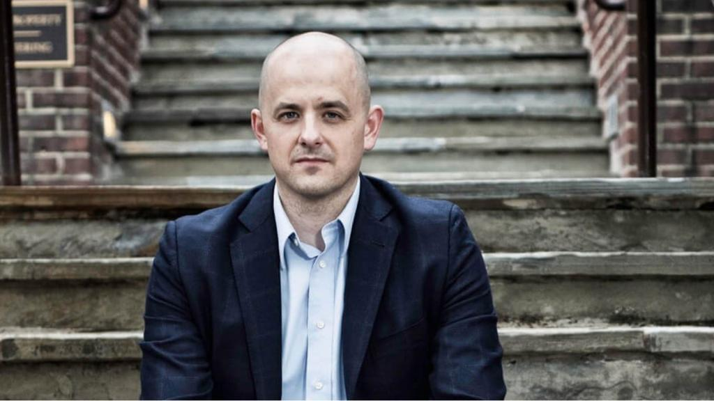 Evan McMullin's Presidential Run Could Potentially Blow Up The
