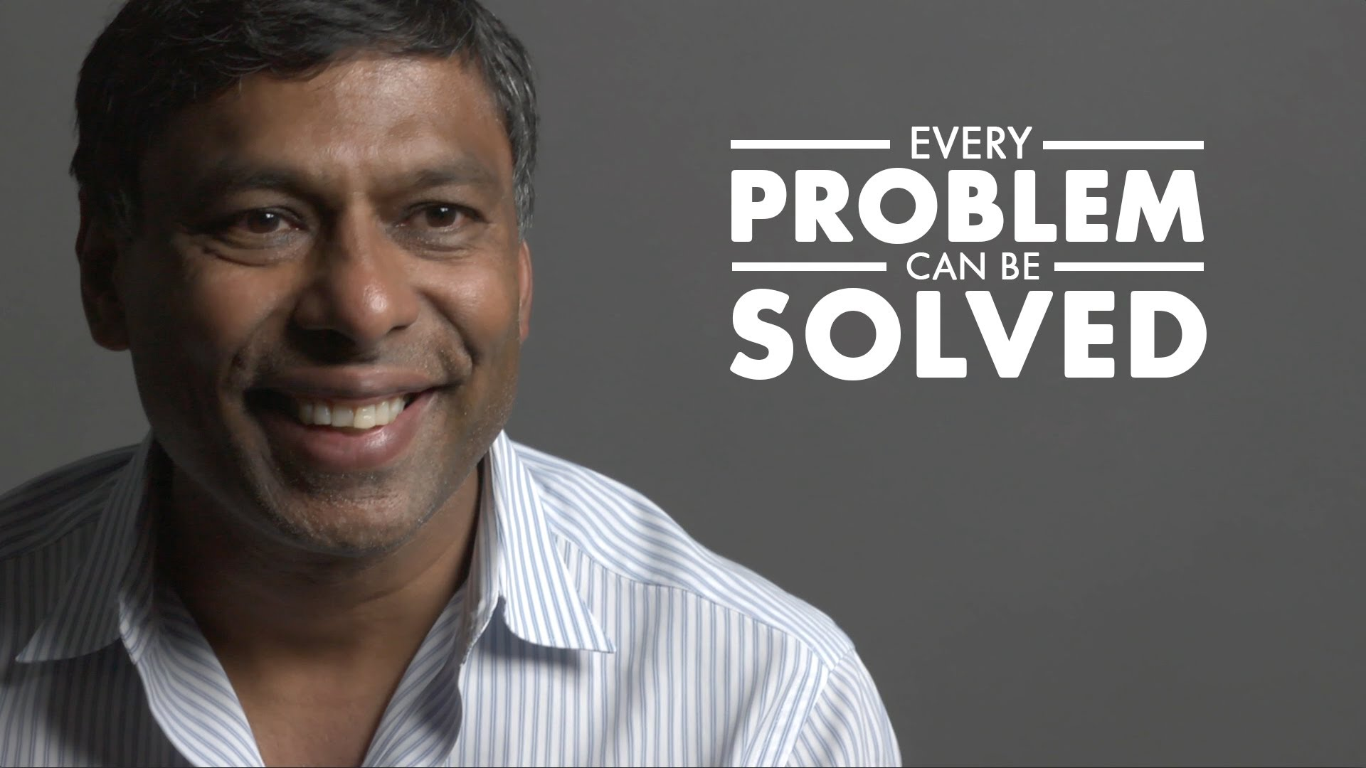Every Problem Can Be Solved   Naveen Jain   XPRIZE Insights - YouTube