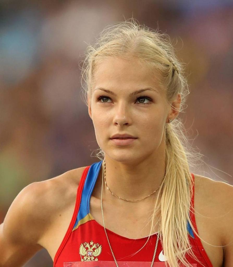 Every Russian Athlete Except Darya Klishina And Yuliya Stepanova