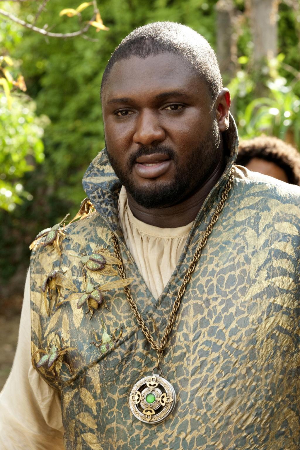 Exclusive Look At Nonso Anozie As Game Of Thrones' Xaro Xhoan Daxos