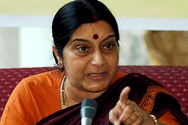 External Affairs Minister Sushma Swaraj Threatens To Resign If She