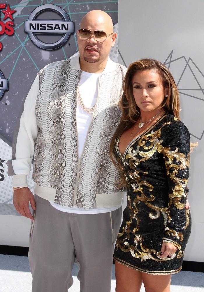 Fat Joe Picture 37 - BET Awards 2016 - Arrivals