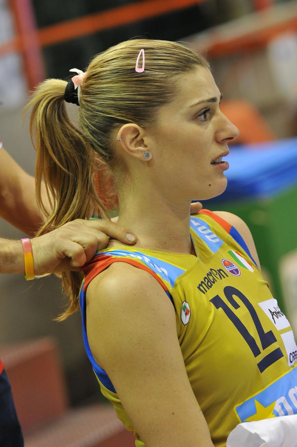 Francesca Piccinini; Parma - Bergamo, Wikimedia