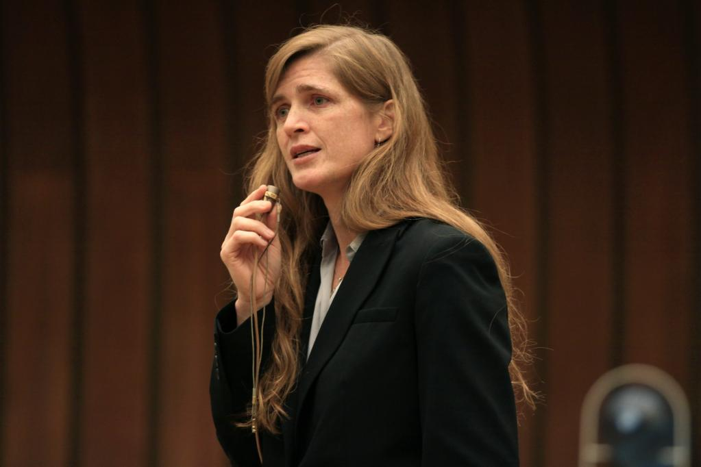 File:Samantha Power Speaking In Geneva.jpg - Wikimedia Commons