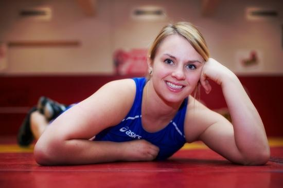 Flash Quotes - Erica Wiebe Headed To Final In Women's 75kg Wrestling