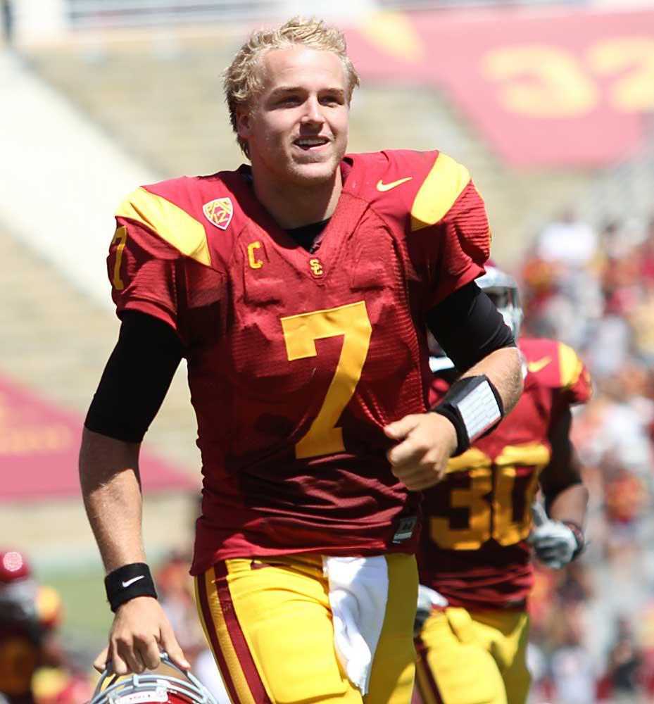 Flight 5   S Path To The Draft: Player Spotlight     MATT BARKLEY