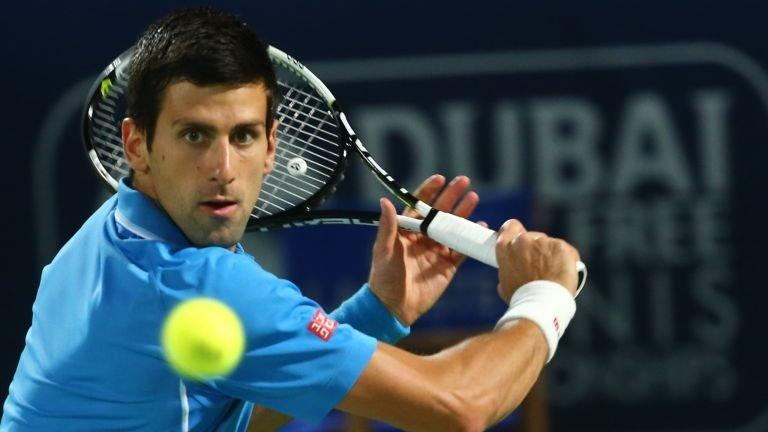 "Food And Drinks Help Novak Djokovic To ""Serve To Win"" :: Jovanblog"