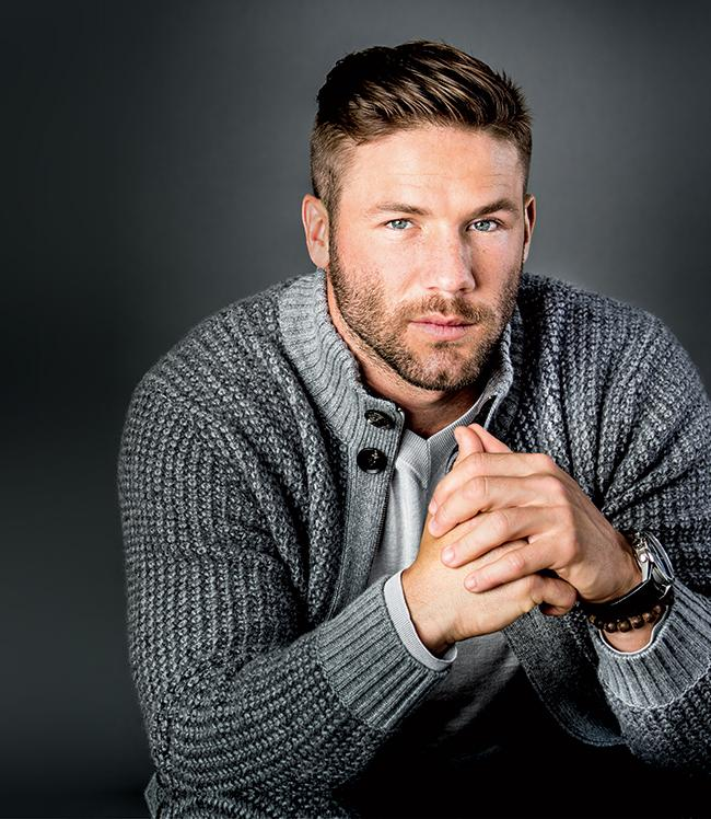 Football Player Julian Edelman Talks About The Patriots And The