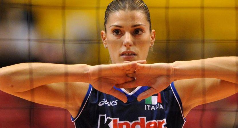 Francesca PiccininiVolleywood   Volleywood