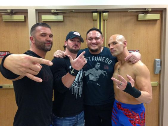 Frankie Kazarian On   Christopher Daniels, Aj Styles And Samoa
