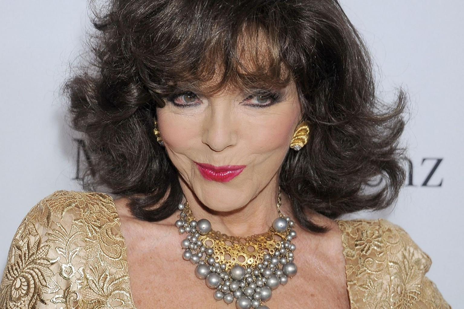 From Barry Manilow To Joan Collins: How Do These Celebs Look So, Er