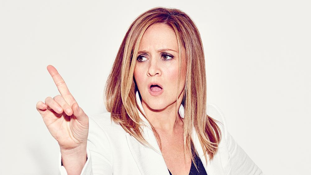 Full Frontal With Samantha Bee' Makes Not-Quite-Latenight TBS Debut