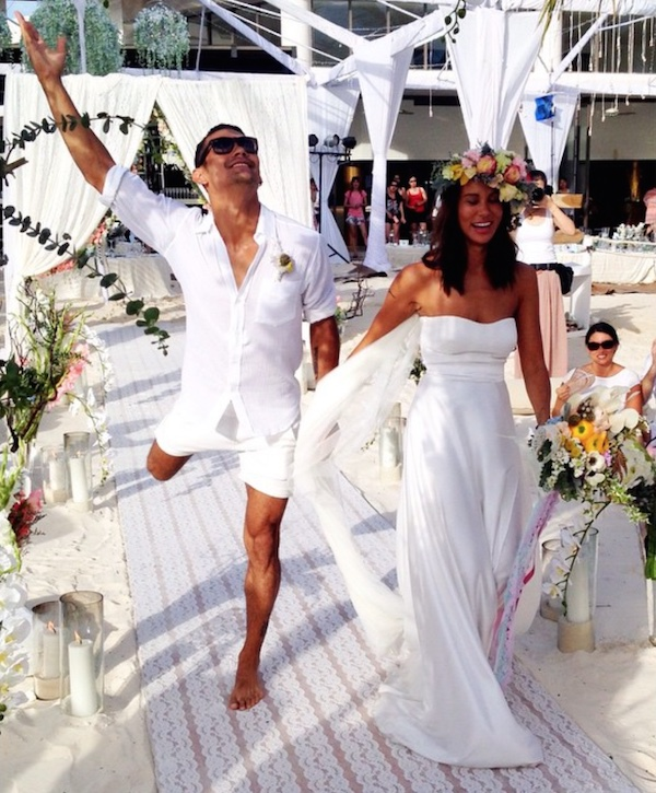 Gab Valenciano Boracay Wedding   Philippines Wedding Blog