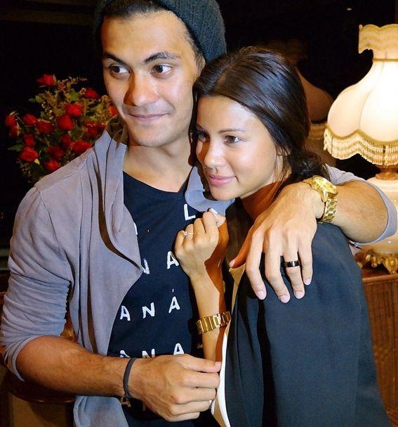 Gab Valenciano Engaged To Girlfriend Tricia Centenera (Photos