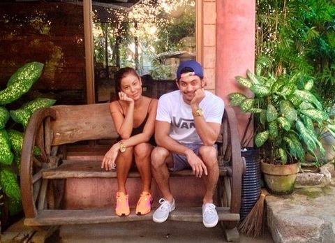 Gab Valenciano Hopes To Marry Girlfriend Tricia Centenera