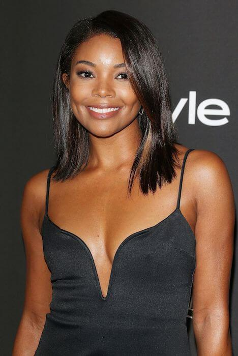 Gabrielle Union Height Weight Body Statistics - Healthy Celeb