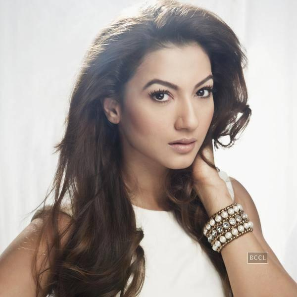 Gauhar Khan Looks Sizzling During The Photoshoot.