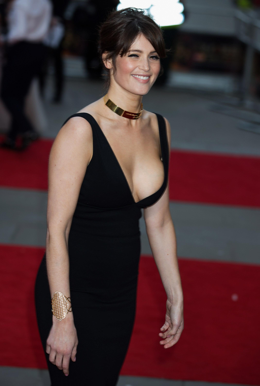 Gemma Arterton - Olivier Awards 2015