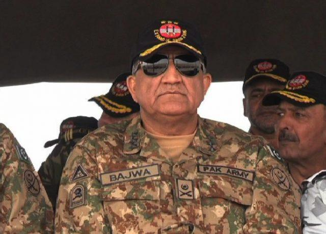 General Qamar Javed Bajwa Appointed New Army Chief   SAMAA TV