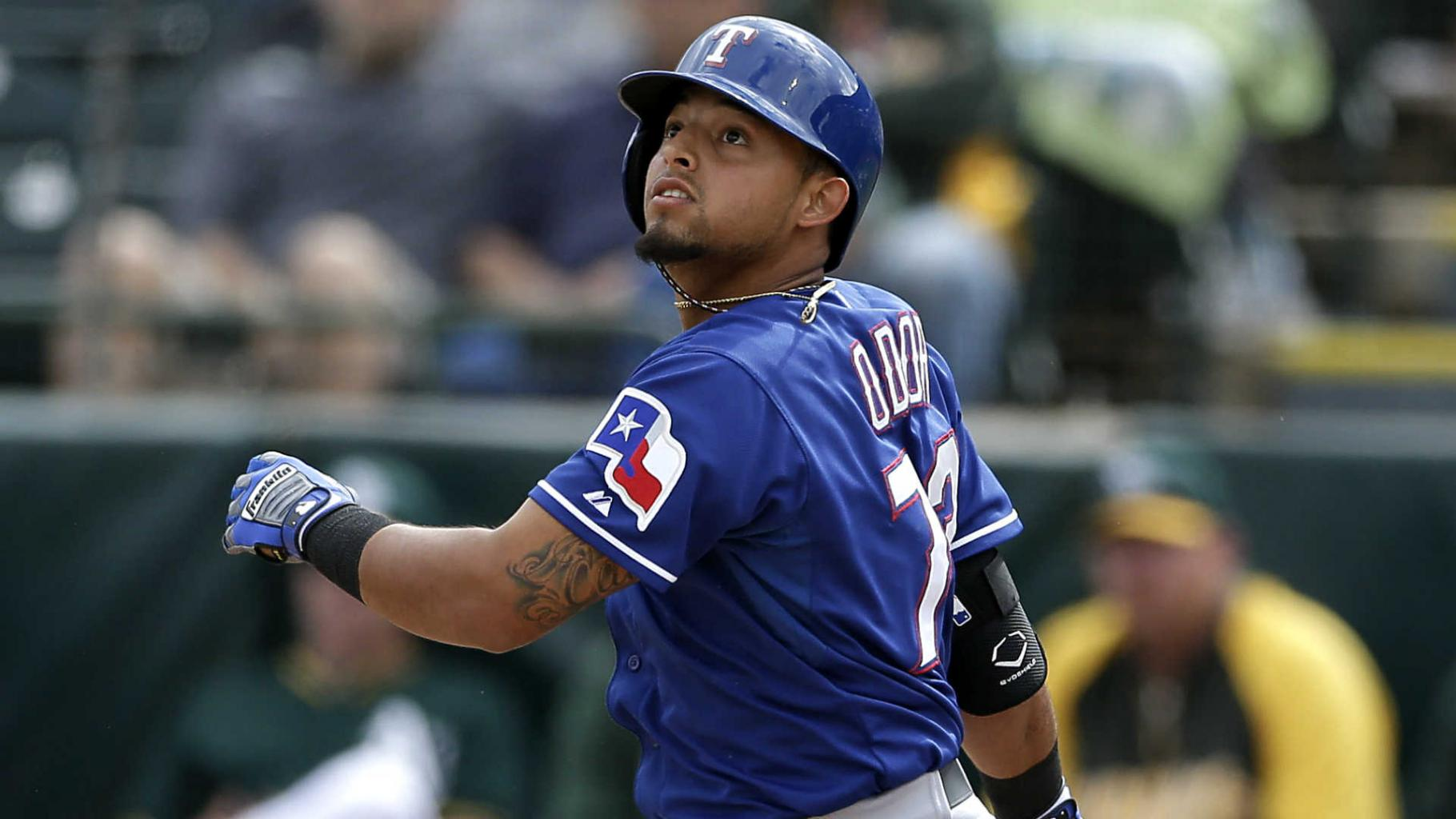 Get To Know: Rangers Prospect Rougned Odor