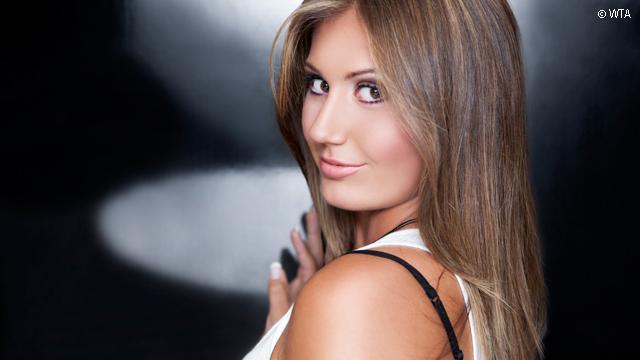 Getting To Know Jovana Jaksic WTA Tennis English