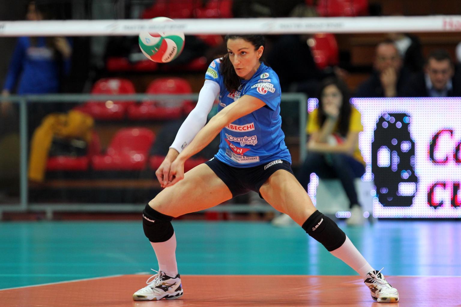 Giocatrice     Lega Pallavolo Serie A Femminile