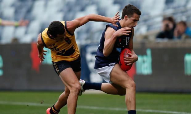 Going Places: Talented Junior Harley Balic Faces Up To His Biggest