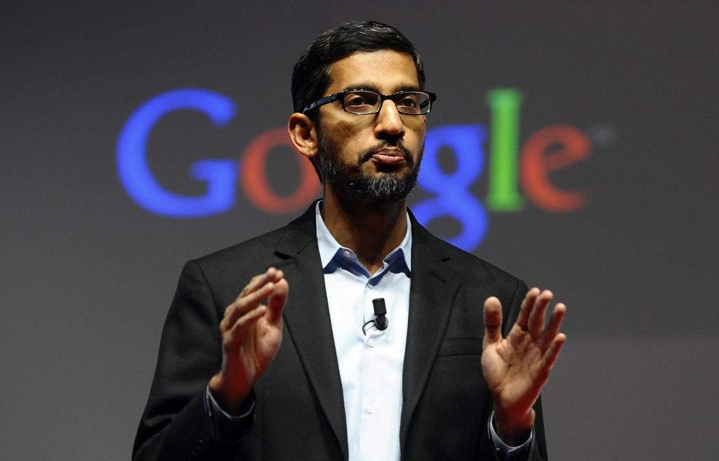 Google Alphabet: Who Is New CEO Sundar Pichai?   Prospect Magazine