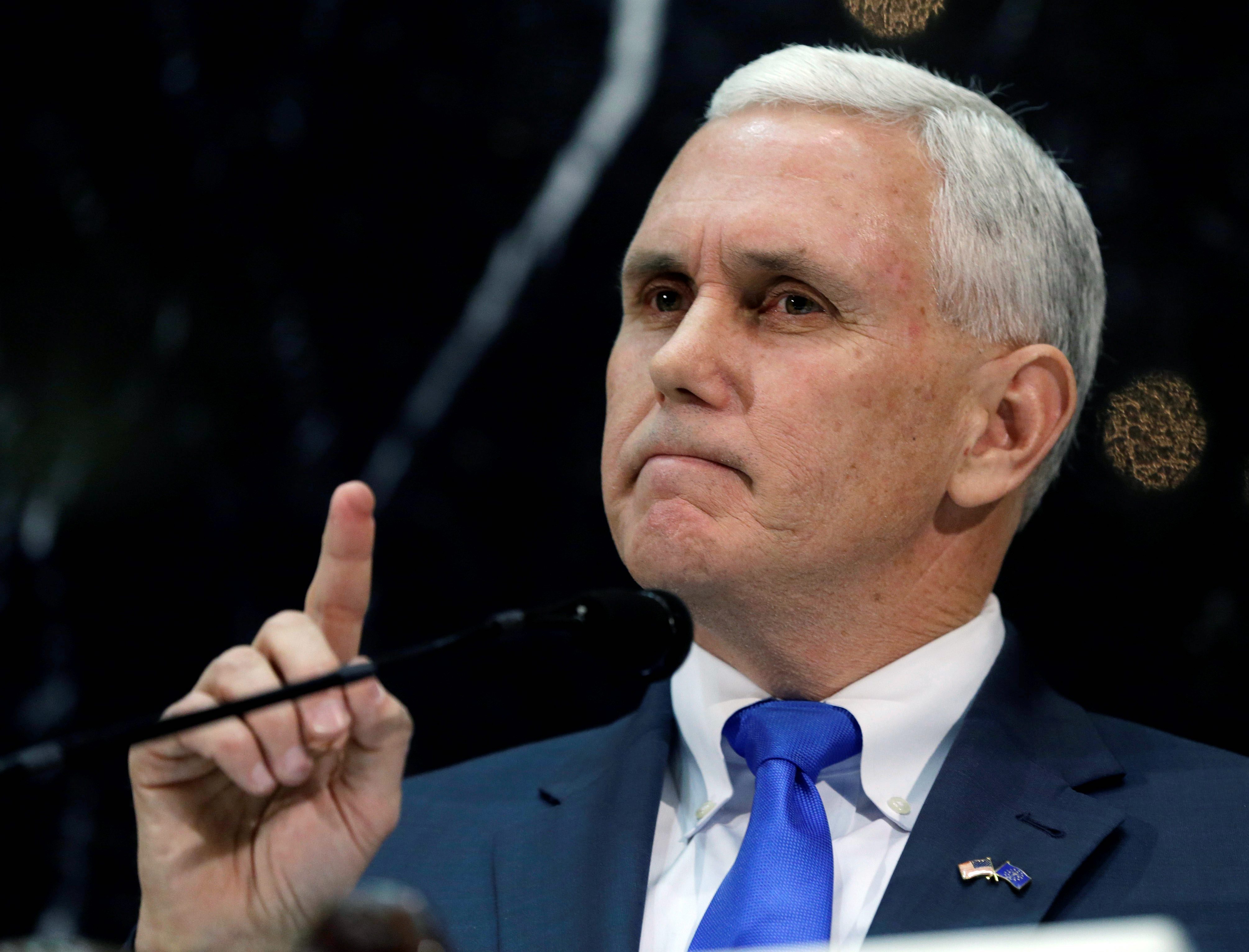Gov. Mike Pence Irked As Obama Sends Illegals To Indiana On Sly
