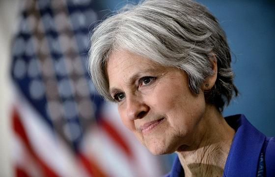 Green Party's Jill Stein Reprising 2012 Run   OpenSecrets Blog