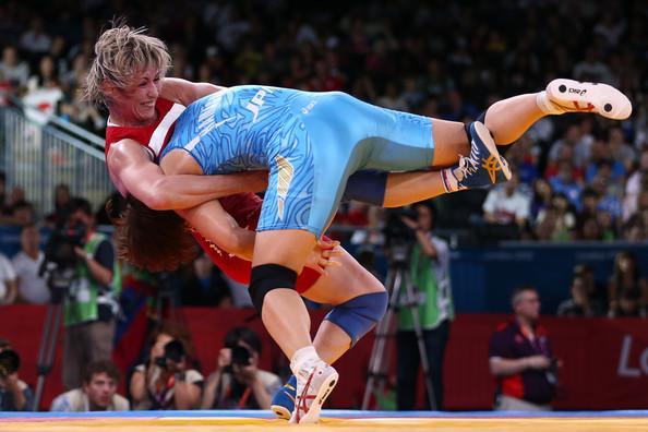 Guzel Manyurova Pictures - Olympics Day 13 - Wrestling - Zimbio