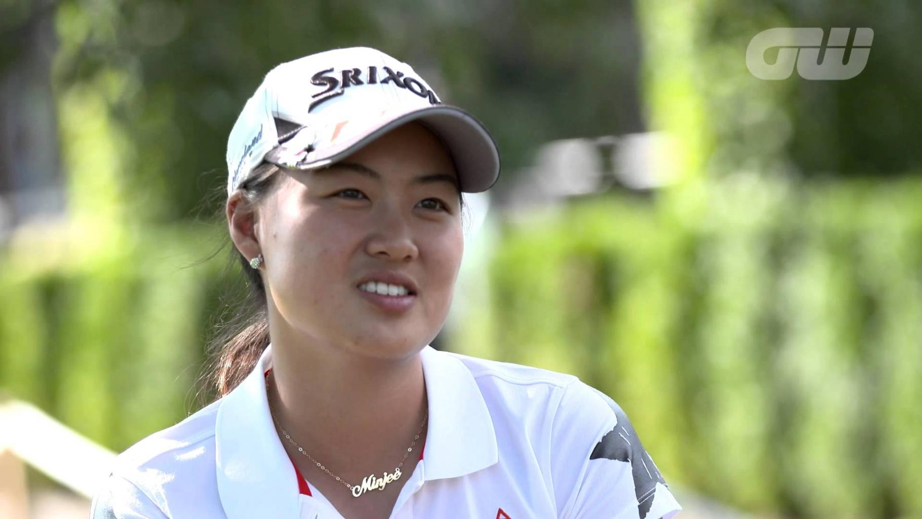 GW Player Profile: Minjee Lee - YouTube
