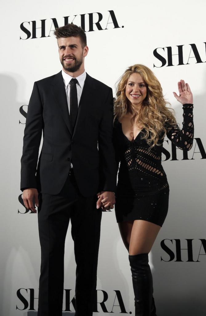 Happy Birthday Shakira, Pique! 15 Sweet Photos That Prove