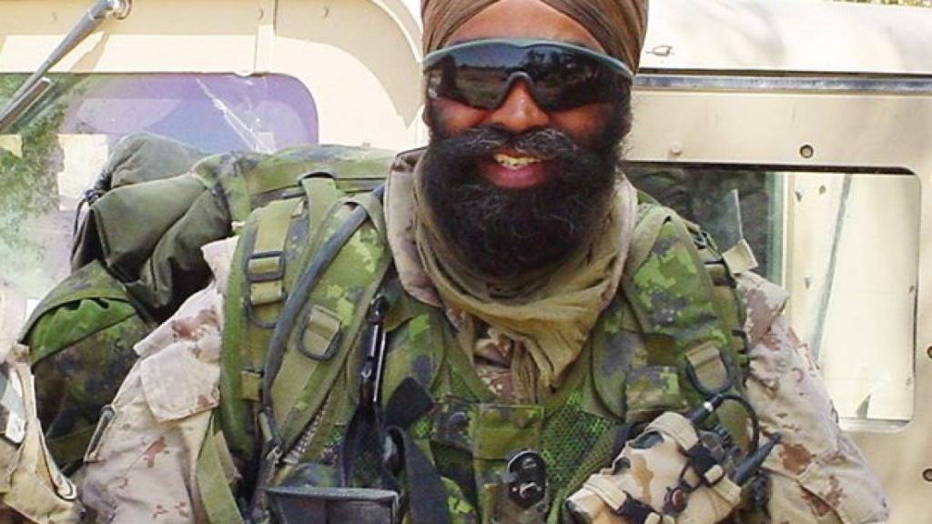 Harjit Sajjan: Meet Canada's New 'badass' Defence Minister - British