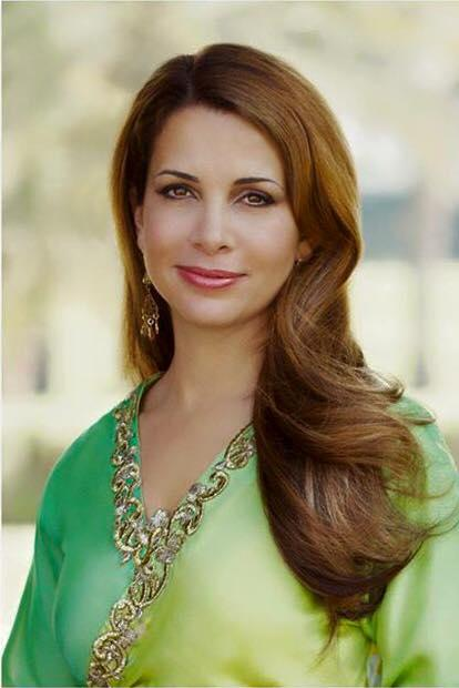 Haya Bint Al Hussein (daughter Of Queen Alia Who Died In Helicopter