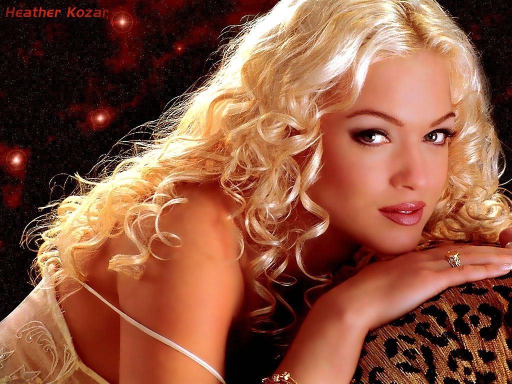 Heather Kozar : Celebrities Xposed