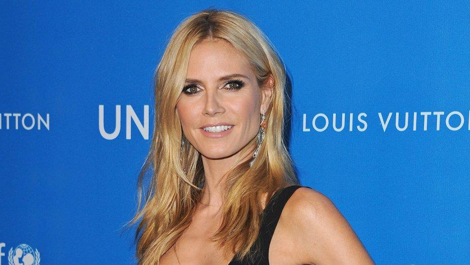 Heidi Klum Signs With CAA (Exclusive)   Pret-a-Reporter