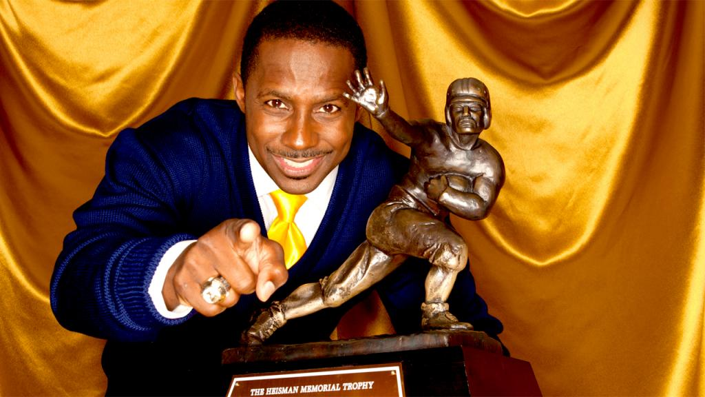 Heisman Winner Desmond Howard - NCAA Football 13 Screenshots And Images