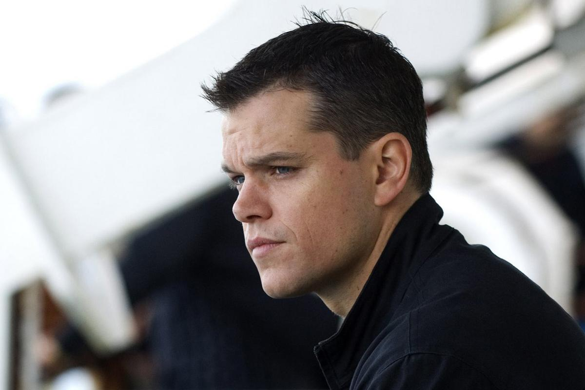 Here's Your First Look At Matt Damon In The New 'Bourne' Movie
