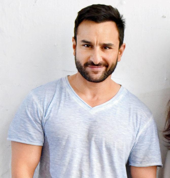 Here's How Saif Ali Khan Made Kareena's Birthday Special - Entertainment