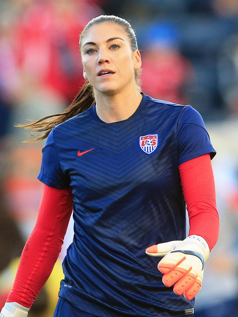 Hope Solo: I Want People To Forgive Me - U.S. Women's Soccer Team