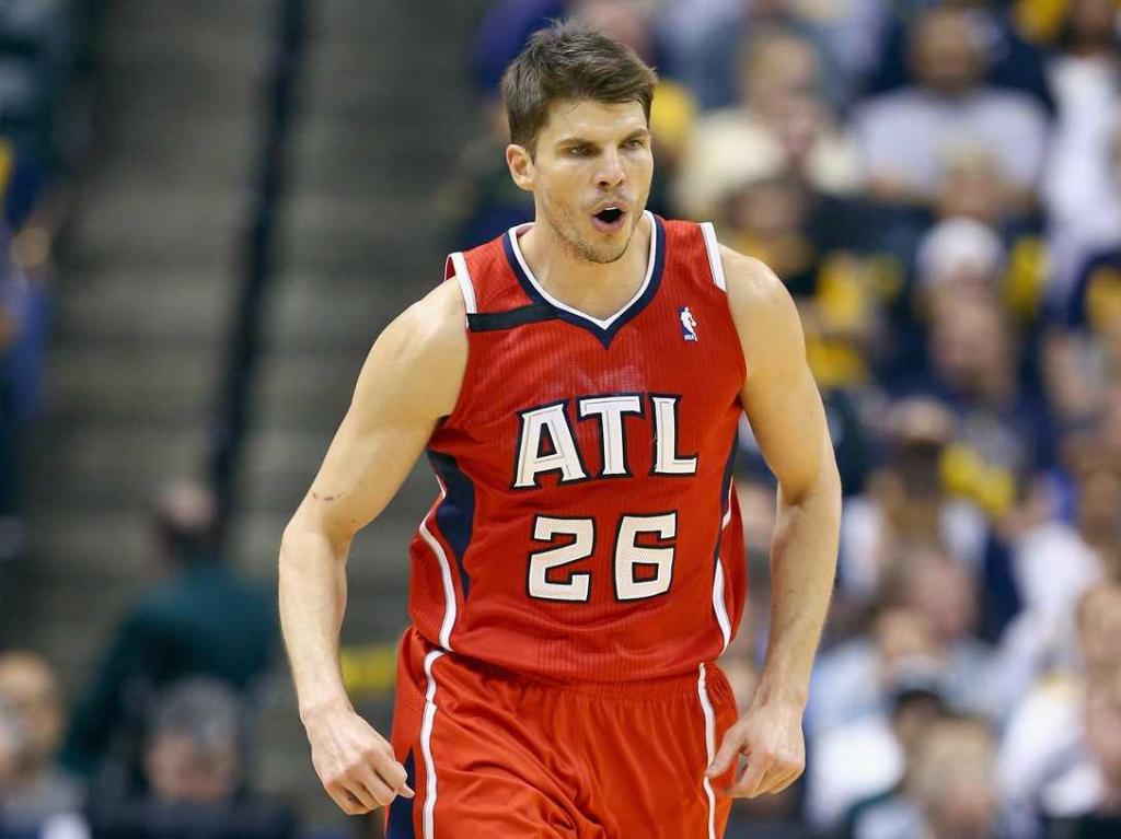 How Kyle Korver Has Become NBA's Best Shooter - Business Insider