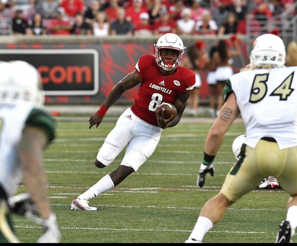 How Should Syracuse Football Defend Louisville Star QB Lamar Jackson