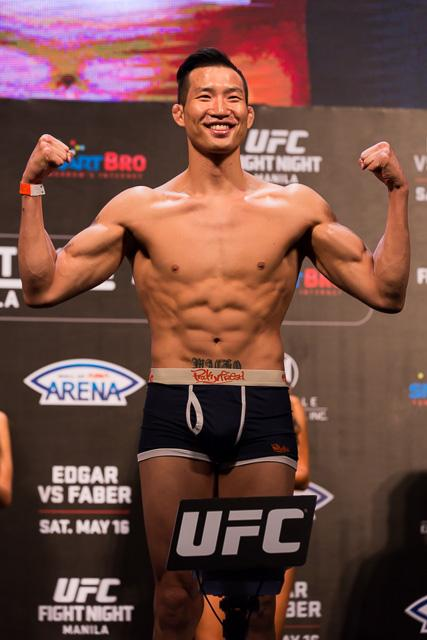 "Hyun Gyu ""The Ace"" Lim MMA Stats, Pictures, News, Videos, Biography"