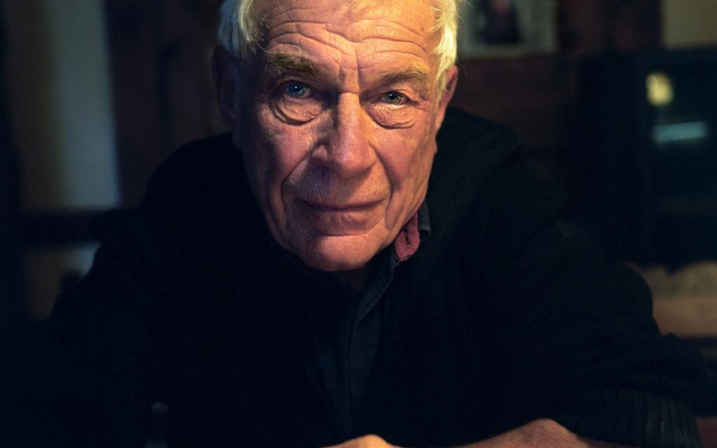I Think The Dead Are With Us   : John Berger At 88