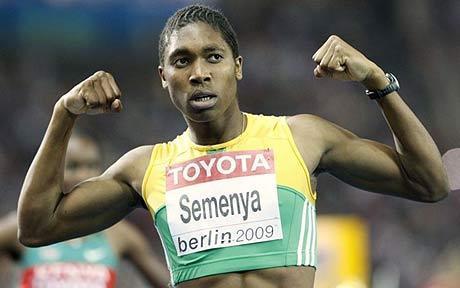 IAAF Confirms Caster Semenya's Return - Telegraph