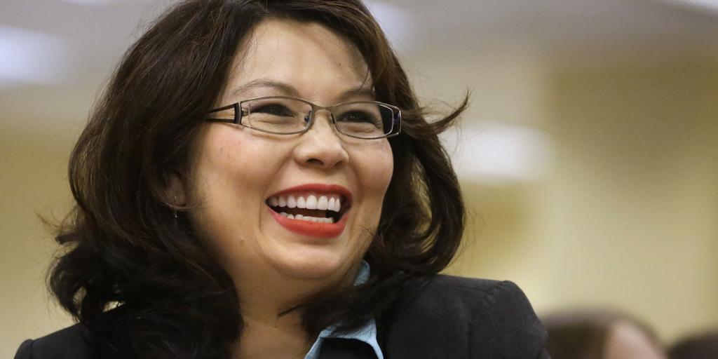 Illinois' Tammy Duckworth Completes #PwDsVote Senate Campaign
