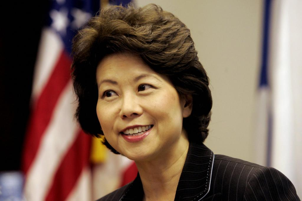 In Kentucky, Elaine Chao Endures Racist Attacks From Liberals - The