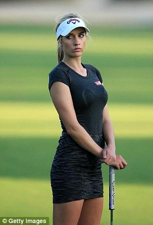 Instagram Star Paige Spiranac Misses Dubai Ladies Masters Cut By