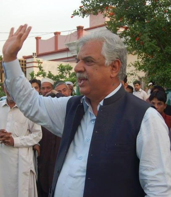 Interview: 'PML-N Has Things Under Control'    Iqbal Zafar Jhagra